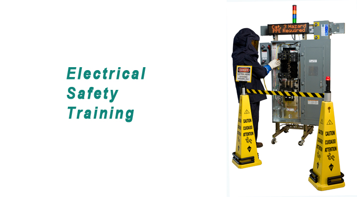Image result for Electrical Safety Training